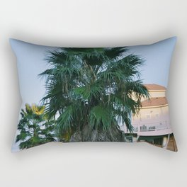 Galveston crystal shores Rectangular Pillow
