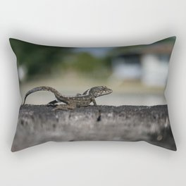 A Ready Lizard DPG161120a Rectangular Pillow