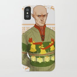Very Merry Solas iPhone Case