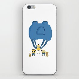 Minion iPhone Skin