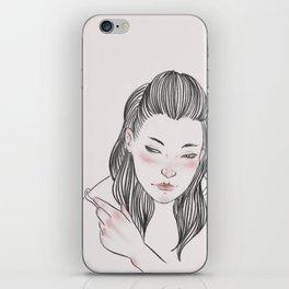 Are you gonna break my heart? iPhone Skin