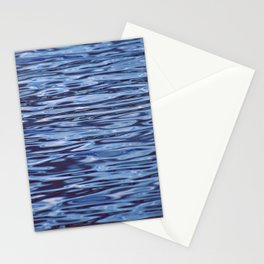 alien ripples Stationery Cards