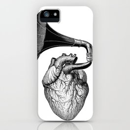 Song Hart iPhone Case