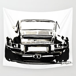 911 Series Wall Tapestry