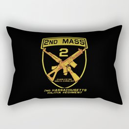mass effect Rectangular Pillow