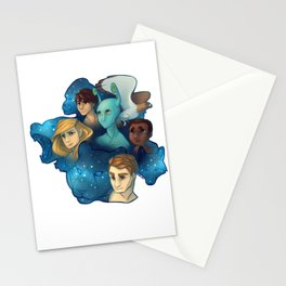 Animorphs Stationery Cards