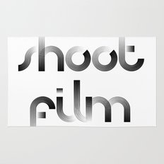 Shoot Film Rug