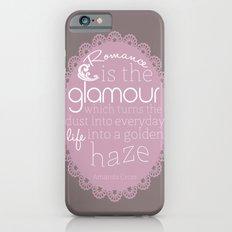 Romance = Glamour iPhone 6s Slim Case