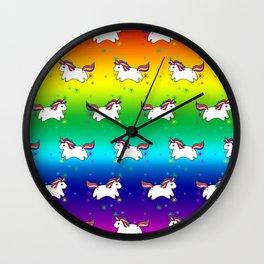 I'm a Unicorn Wall Clock