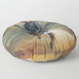 Reconnaissance Floor Pillow