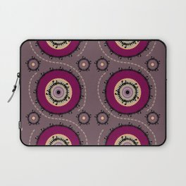 Central Asian Pattern Laptop Sleeve
