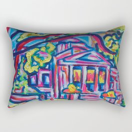 VAG Under The Tree Rectangular Pillow