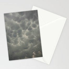 Outrageous Storm Clouds Stationery Cards