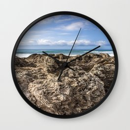 Ocean Flow Wall Clock