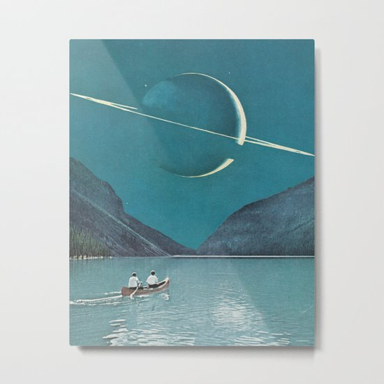 Space Exploration Metal Print