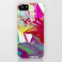 Floris iPhone Case