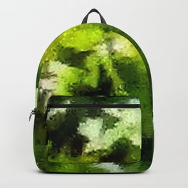 Digital Abstract No8. Backpack