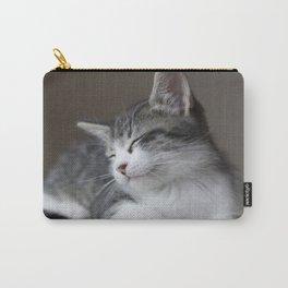 Jack - Kitten Portrait #3 (2016) Carry-All Pouch