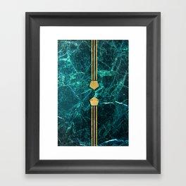 DecO CintUra Framed Art Print
