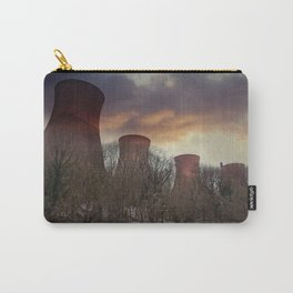 Sunset At Ironbridge Power Station Carry-All Pouch