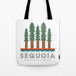 Sequoia National Park California Design for the outdoors lover! Tote Bag