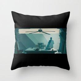 REPLICANTS Throw Pillow