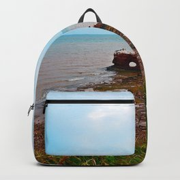 Unique Landmark in PEI Backpack
