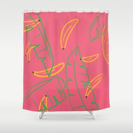 Caribbean Dreams Collection Shower Curtain
