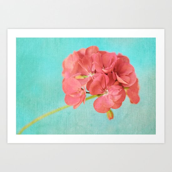 Sweet and Simple Art Print