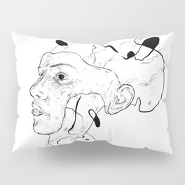 """Lets just say """"it's complicated"""" Pillow Sham"""