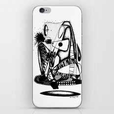 What you hold - Emilie Record iPhone & iPod Skin