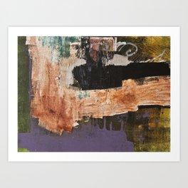 walls #2 Art Print