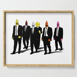 Reservoir Crayons Serving Tray