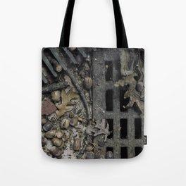 Fall Details Tote Bag