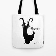Flounce Tote Bag
