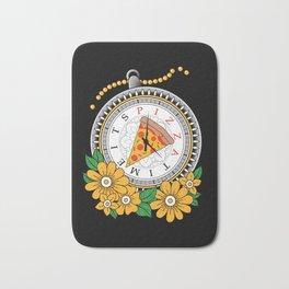 It's Pizza Time Bath Mat