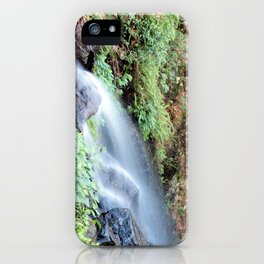 WITCHES FALLS iPhone Case