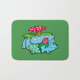 Pokémon - Number 1, 2 & 3 Bath Mat