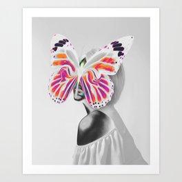 Liko Art Print