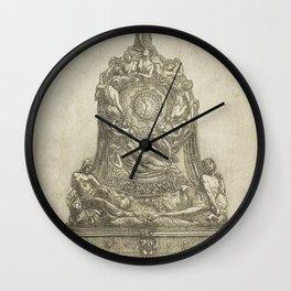 CLOCK-CASE Wall Clock