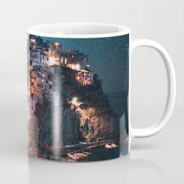 manarola at night Coffee Mug