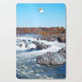 Great Falls Virginia Cutting Board