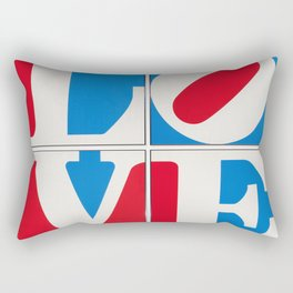 Let there be Love Rectangular Pillow