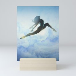Dancer's Leap Mini Art Print