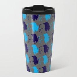 Blue Buffalo Nation Travel Mug