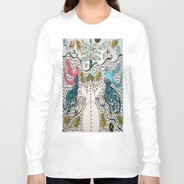 Happy Snowman Long Sleeve T-shirt