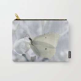 Butterfly White 80 Carry-All Pouch