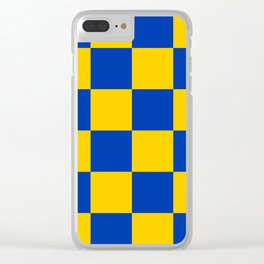 Surrey county flag Clear iPhone Case