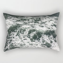 Beautiful waves Rectangular Pillow