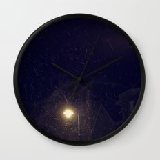 midnight... Wall Clock